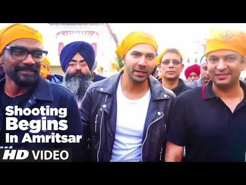#3 Shooting Begins In Amritsar   Varun Dhawan, Remo D'Souza   Bhushan Kumar