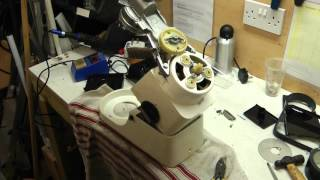 Kenwood Chef A901 Food Mixer Repair Time-Lapse