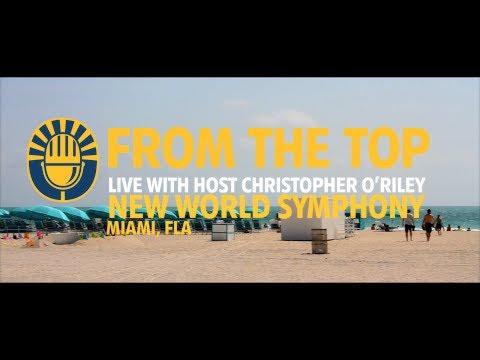 Show 287: New World Center - Miami Beach, Florida