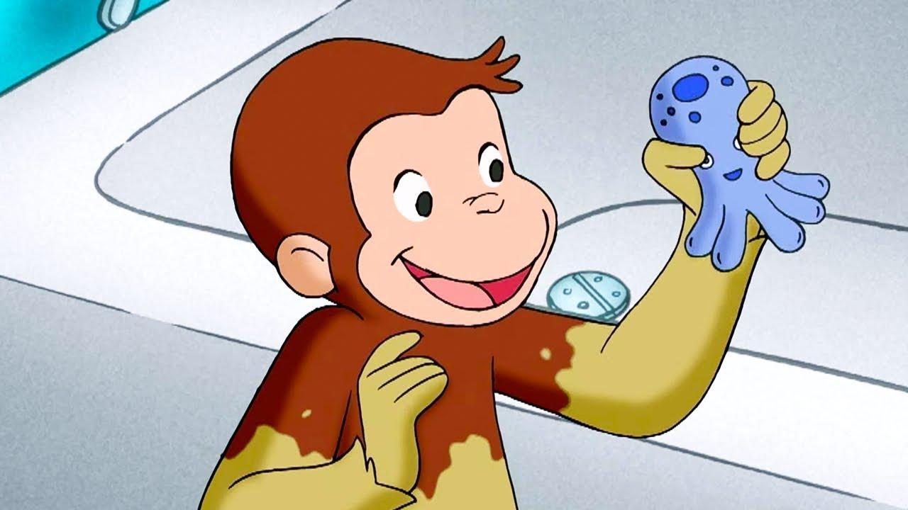 おさるのジョージ おさるのジョージ 子供向けの漫画 Wildbrain Youtube