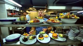 Ресторан CRAB'S BURGER - Palma Awards Ukraine 2015