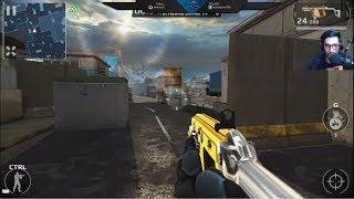 Modern Combat 5 - THE GOLD KRUBE-37 Gameplay - LIVE!#123