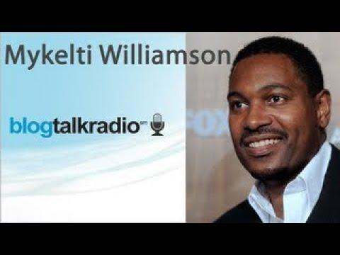Entertainment - Mykelti Williamson