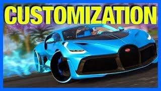 The Crew 2 : New Customization Gameplay!! (Bugatti Divo Customization)