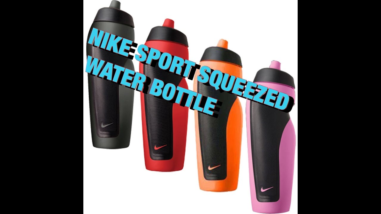 e818acfb922 New random unboxing review series unboxing NIKE SPORT squeeze bottle ...
