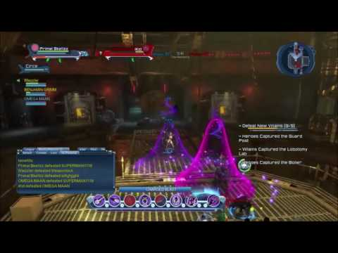 DCUO: 1v4 Circe Style Legends Ep. 1