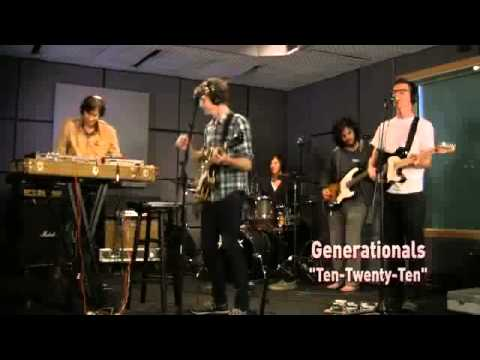 ten twenty ten by the generationals
