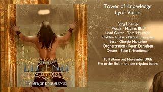Marius Danielsen's Legend of Valley Doom - Tower of Knowledge (Official Lyric Video)