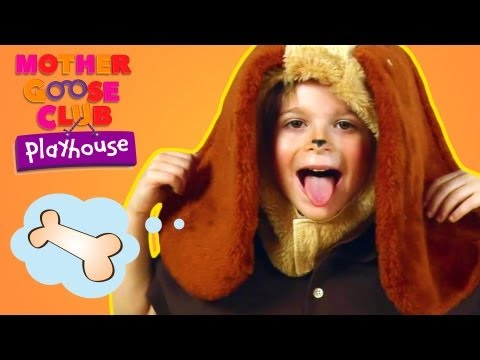 Old Mother Hubbard   Mother Goose Club Playhouse Kids Video