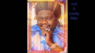 Fats Domino  ♪ Just A Lonely Man