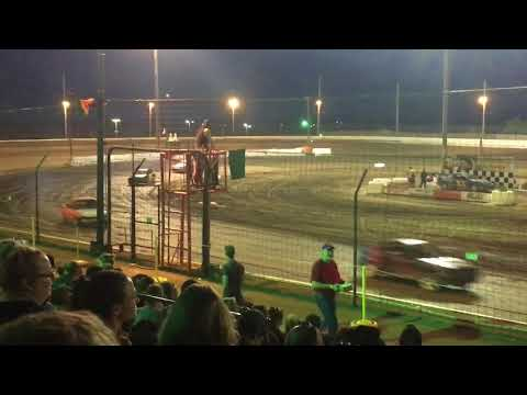 Sycamore speedway compacts Heat 2 June 16 2018