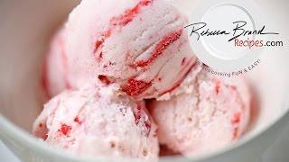 Old Fashioned Strawberry Ice Cream Recipe