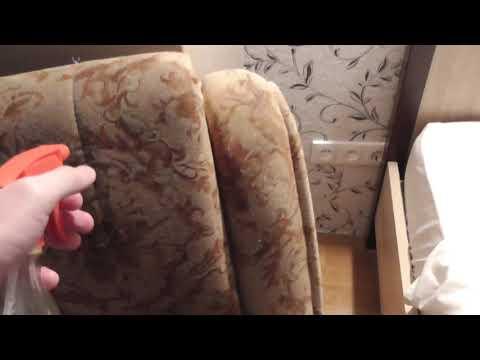 Как вывести запах с дивана в домашних условиях