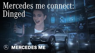 Mercedes me connect: Dinged