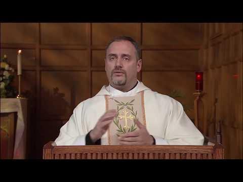 Daily TV Mass Monday April 16 2018