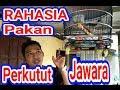 Gambar cover Rahasia Pakan Perkutut Jawara Gacor
