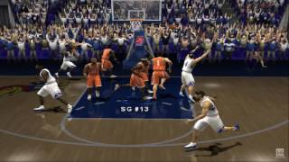 NCAA March Madness 2003 PS2 Gameplay HD