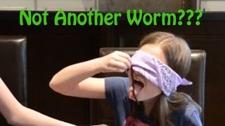 Not Another Worm??? Worms & Fish Food | TruthPlusDare