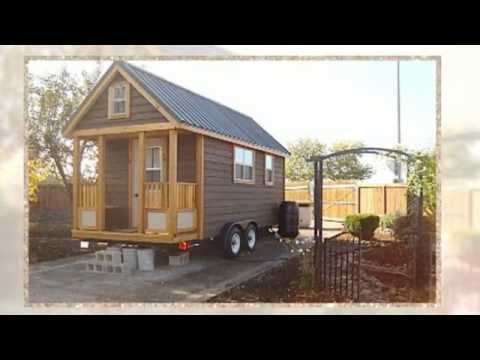 Tiny House Floor Plans Trailer tiny house floor plans trailer - youtube