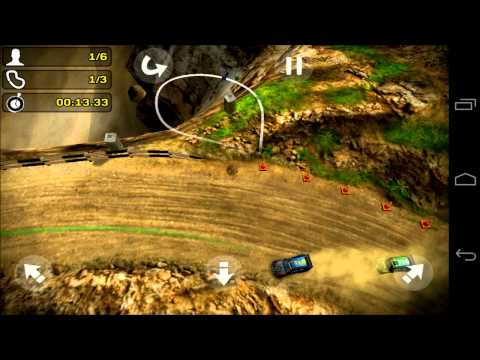 Greatest Android Games - Reckless Racing 2 [Offroad Gameplay]