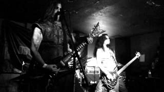 Necronomicon live at Airliner Bar 11/01/2015