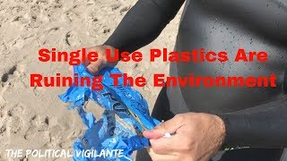 Baixar The Ocean Damage From Single Use Plastic - The Political Vigilante
