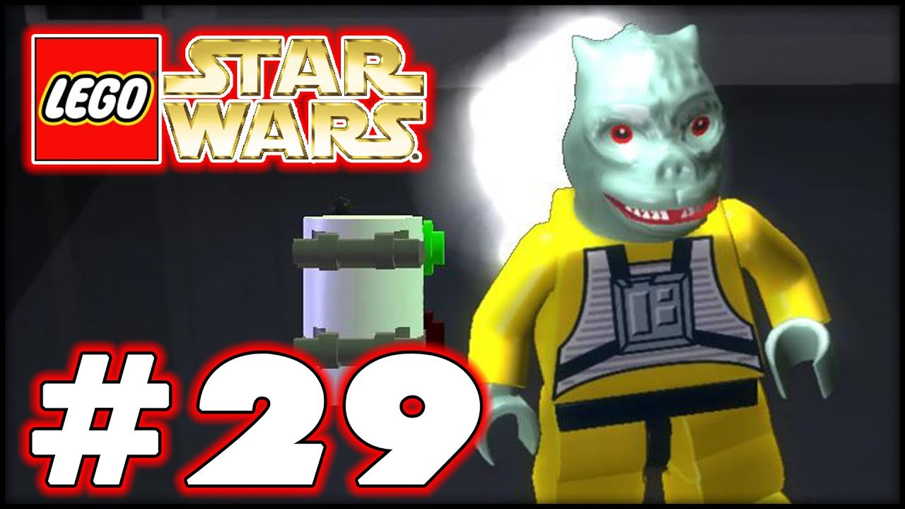 Lego Star Wars The Complete Saga Part 29 Bossk 100