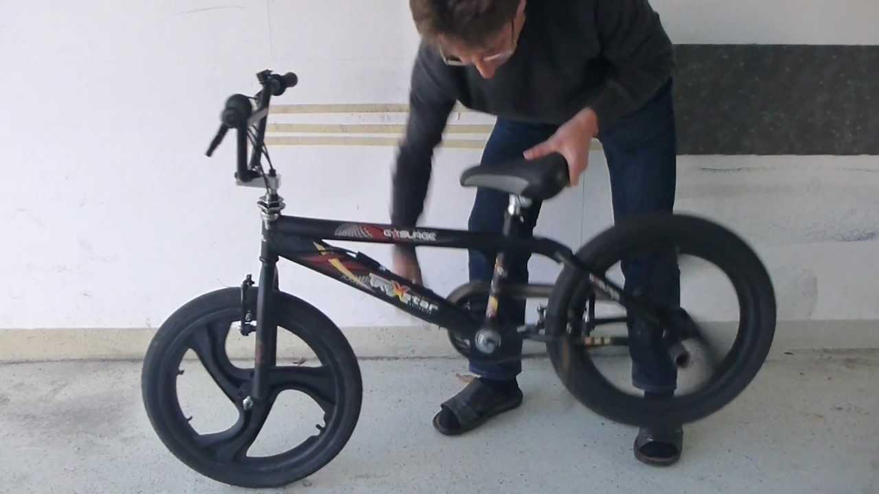 Bmx 20 Fahrrad Trexstar G Surge Von Ks Cycling Mag 550b Youtube