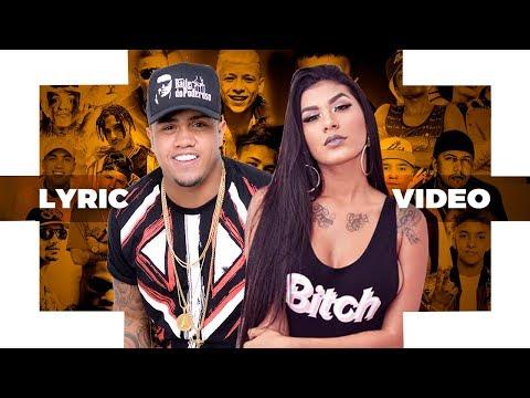 MC Davi e MC Pocahontas - Tá Com As Amigas (Lyric Video) Perera DJ