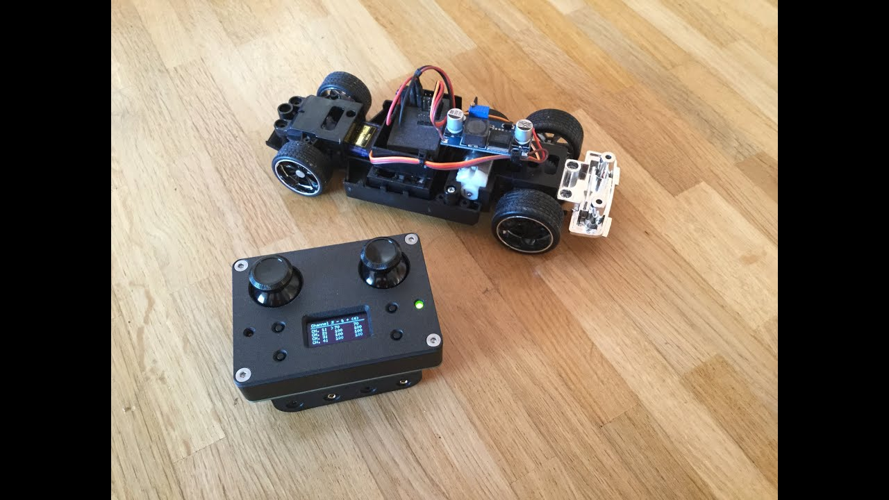 Arduino quot micro rc hw sw updates dodge challenger part
