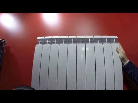 Радиаторы биметаллические Sira Global Style Rifar