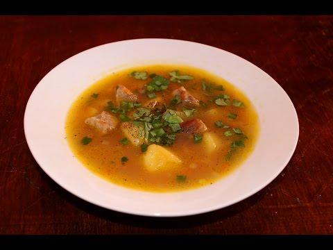 Как варить суп гороховый