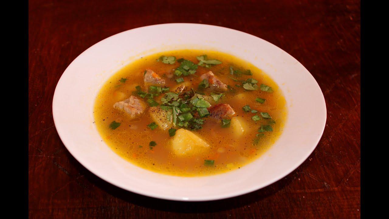 Рецепт классический гороховый суп