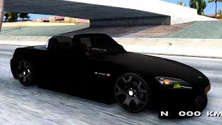 HONDA S2000 BERLIN BLACK - GTA San Andreas | EnRoMovies