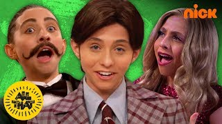 Best of Ryan Alessi 😜 Simplicity Game Show Host & Trampolini's Maître D' | All That
