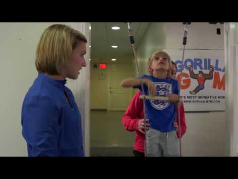 Gorilla Gym Primary School Motor Skill Development Exercises (For Children Ages 5 - 9)