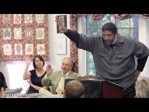 """I am a conservative Christian"" Rev. Barber speaks to church in Appalachia"