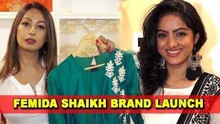 Deepika Singh & Kashmira Shah At Femida Shaikh Brand Launch | Bollywood 2018