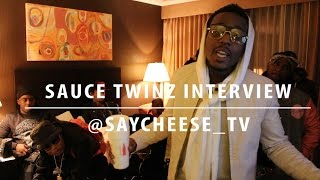 Sauce Twinz address being compared to other rappers & The Houston culture