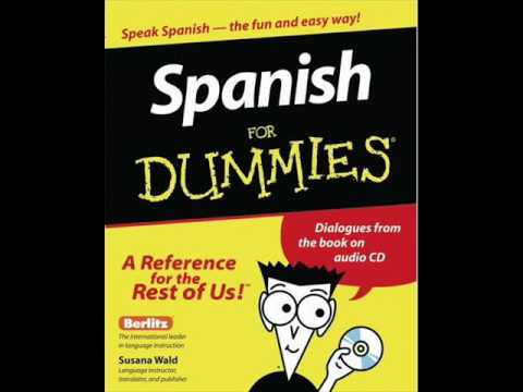 Spanish For Dummies (23) - Chapter 12 - (Post Office) Asking Directions