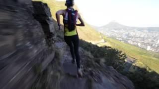2018 Old Mutual Two Oceans Marathon - 24km Trail Run Route Profile