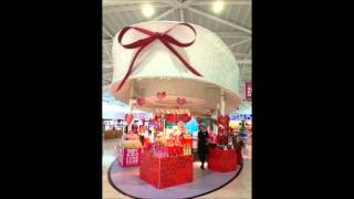 A Valentines Live link at Larnaka International Airport