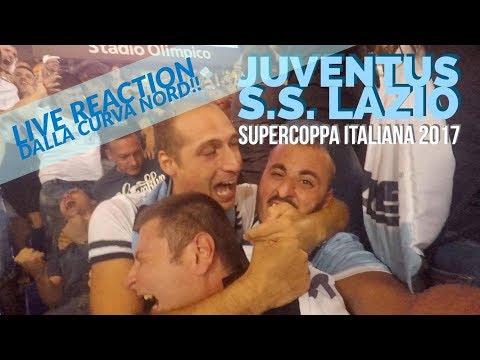 Juventus - Lazio [ LIVE REACTION dalla Curva nord!!! ] Che Bolgia al gol di Murgia!