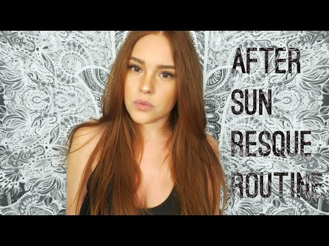 After Sun Rescue Routine ● MyGreekBurlesque