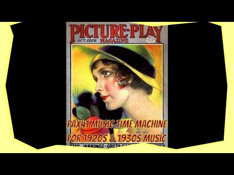 Sweetheart We Need 1920s & 1930s Music Today @Pax41