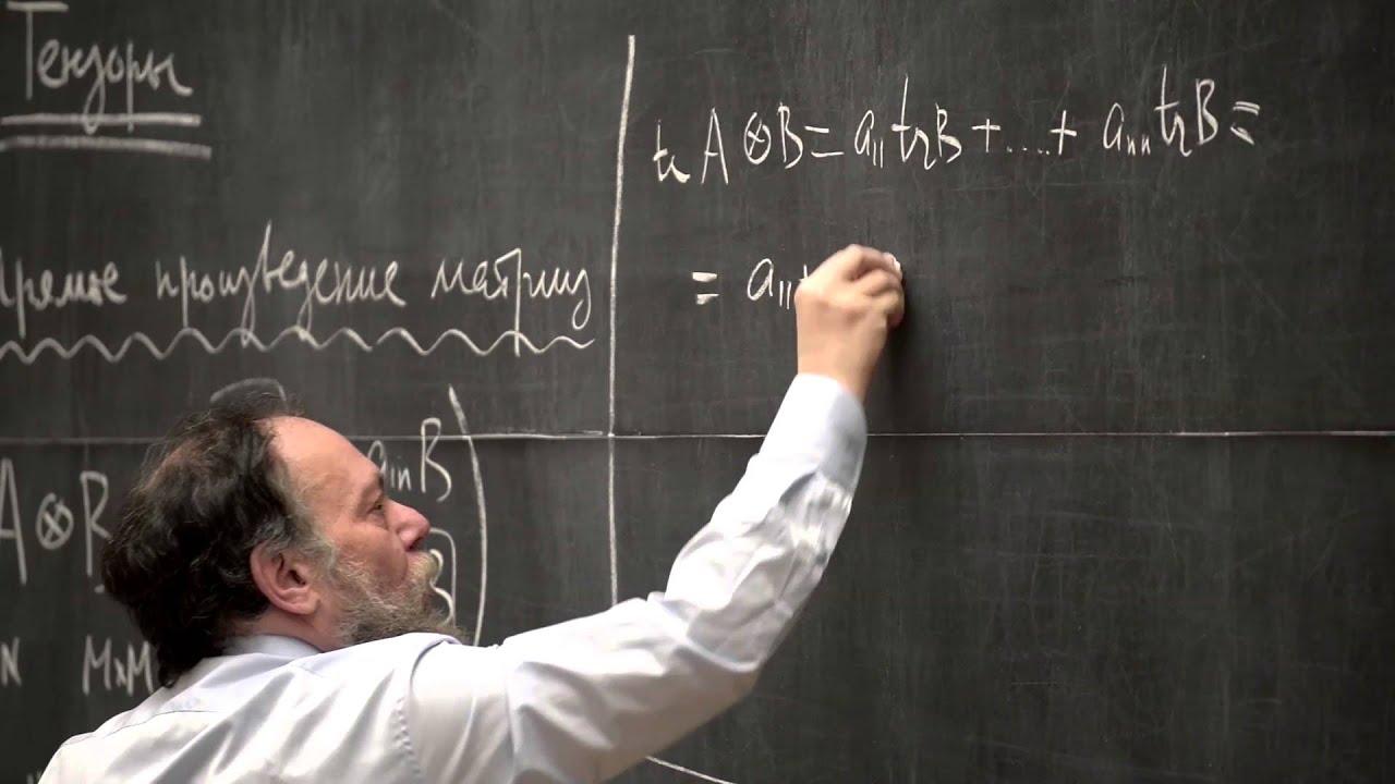 Методы математической физики. Д. А. Шапиро. Лекция 8