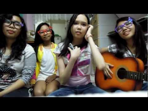 "Four Voices One Song - ""Two Voices One Song"" from Barbie and the Diamond Castle (cover)"