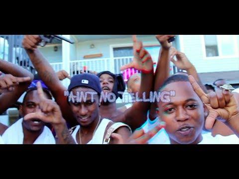 Yung,Dmacc,44Biggs & Mac00 - ''Aint No Tellin'' (Official Video) Shot by @rwfilmss