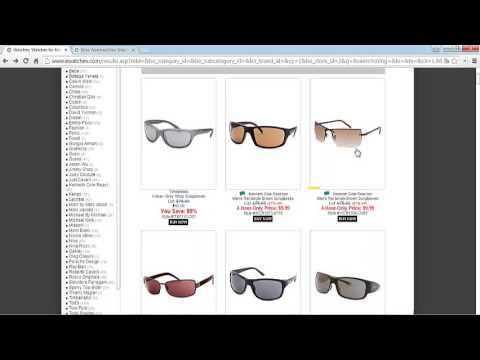 Como Importar Óculos Oakley Guess Diesel Nike Ray Ban - YouTube 7c86be18bb