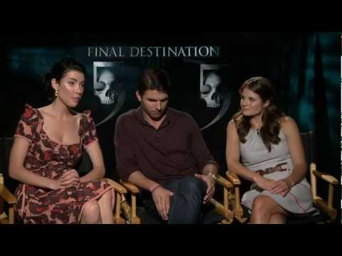 FINAL DESTINATION 5 s with Jacqueline McInnes Wood, Miles Fisher, Ellen Wroe
